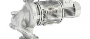 Centrifugal Pumps in Inline Design