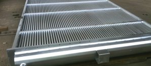 Heat Exchanger - Bare Tube Bundle Heat Exchanger