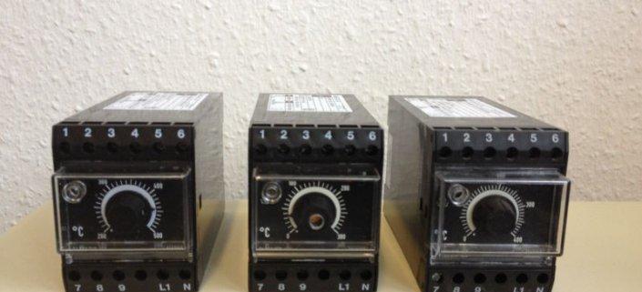 Temperature Limiter and Temperature Monitor