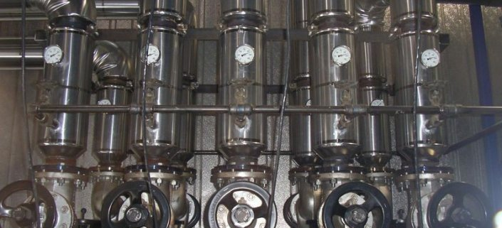 Valves and Fittings for Thermal Oil Systems