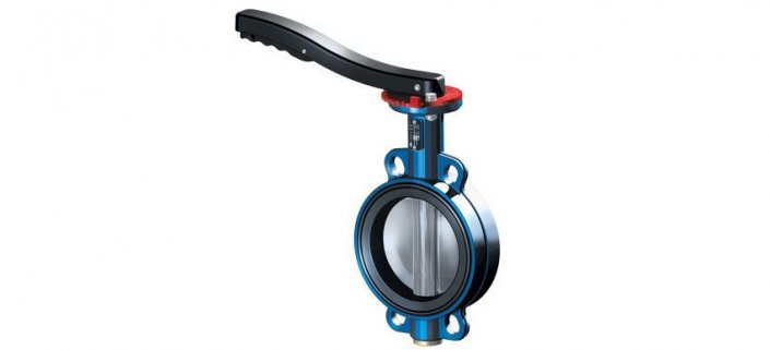 Wafer butterfly valves_industry applications