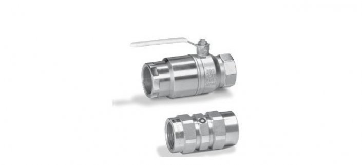 Manual Valves with thermal equipment