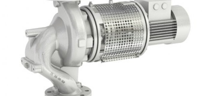 Centrifugal Pumps in Inline Design