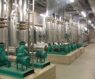 Pumps for Thermal Oil Plants