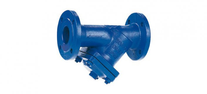 Strainer Flanged ends