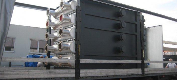 Economizer Heat Exchanger